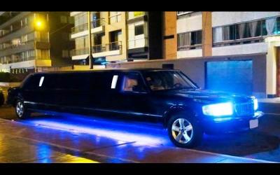 Limousine Tiffany Luxor