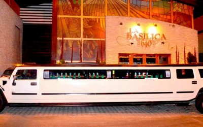 Limousine Millenium IV Gran Hummer