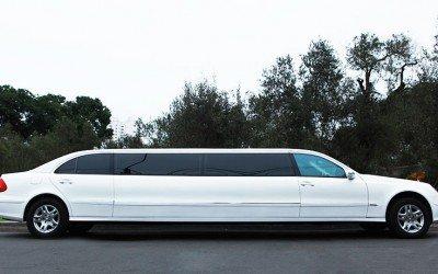 Limousine Millenium III Blanca – Mercedes Benz
