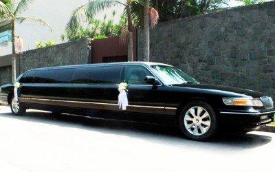 Limousine Millenium III Negra